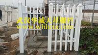 武汉、黄石、襄阳PVC护栏、白色护栏