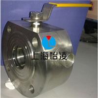 不锈钢对夹式保温球阀|BQ73F超薄型保温球阀