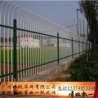 广州锌钢护栏,透景栅栏,黄埔方钢栅栏