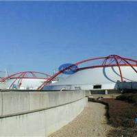 膜结构工程污水加盖|化工厂废气收集膜|奥宏
