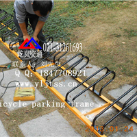 双层自行车停放架价格双层自行车停车架规格