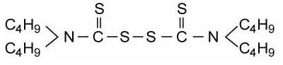 供应橡胶硫化促进剂 TBTD
