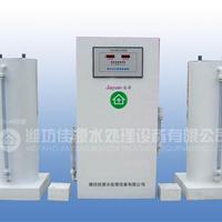 HB-300全自动分体式二氧化氯发生器原理