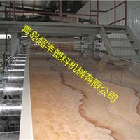 青岛PVC仿大理石装饰板设备