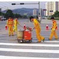 供应重庆马路划公司綦江专业公路标线施工