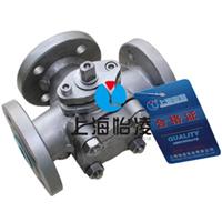上海怡凌厂家供应BQ45F夹套保温三通球阀