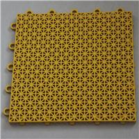 厂家生产网球场专用地板黄  高性价比