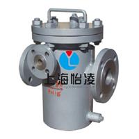 保温过滤器|SRBA型保温篮式过滤器