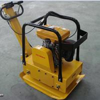 实用小型路面机械 单向平板夯 厂家直销