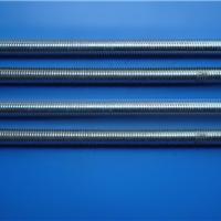 供应牙条镀锌、全螺纹丝杆、全螺纹螺柱福建