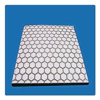供应耐磨氧化铝马赛克瓷片陶瓷