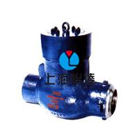 上海厂家供应H64Y焊接电站旋启式止回阀
