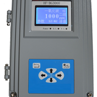 供应国产新款液晶单点壁挂式气体检测仪
