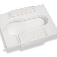 供应超级节水型自动蹲便器GHA0202