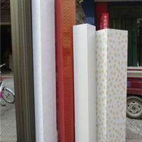 包立管包管材料新型彩板包立管材料包柱子