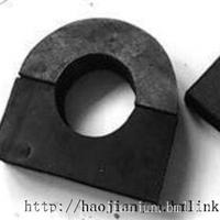 方圆橡塑木托产品合格