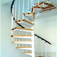 钢木楼梯不可小觑装修要点及用材考虑