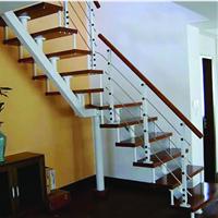 钢木楼梯与木楼梯哪个更尽善尽美