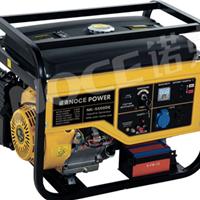 供应5.5KW电启动汽油发电机NK-5500E