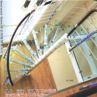 钢木楼梯清新俊逸的设计个性化表现