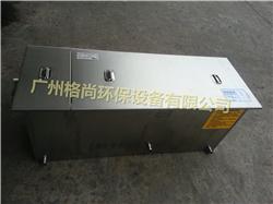 供应餐饮环保合格产品南昌无动力油水分离器