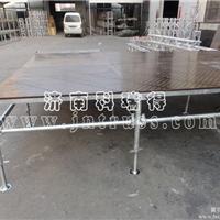供应钢铁舞台活动演出舞台移动T台