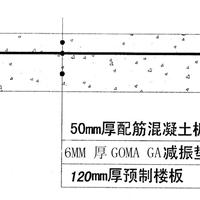 供应建筑浮筑隔音系统材料GOMA0GA/GX