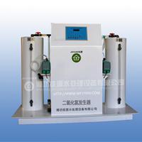 LR-50全自动二氧化氯发生器设备原理介绍