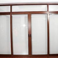 供应铝合金门窗、简约、时尚高档铝门窗