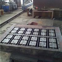 2孔12块空心砖模具
