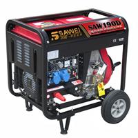 供应柴油发电电焊机价格|小型190A发电焊机