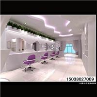 供应郑州港区美发店装修设计2015年最新潮流
