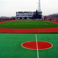 南京塑胶篮球场