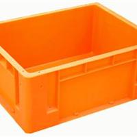 天津加强型塑料周转筐抗冲击塑料周转箱批发