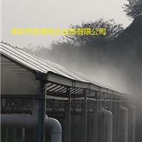 钢结构厂房降温玻璃屋顶喷雾降温