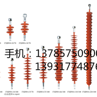悬式复合绝缘子FXBW4-66/70悬式绝缘子厂家