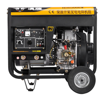供应190A发电电焊机
