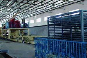 自动化玻镁防火板生产线保温隔热设备型号