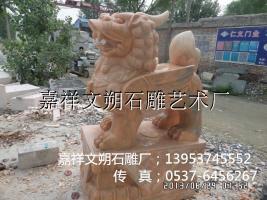 供应石雕貔貅