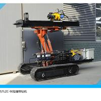 供应成都拓力履带式液压锚固工程钻机
