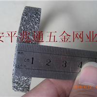 长期供应丝网缓冲垫、电磁屏蔽垫、铜丝网垫