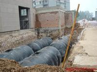 供应泉州玻璃钢化粪池污水处理