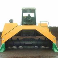 复合肥生产线翻抛机设备,bb有机肥翻抛机