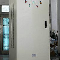 风机专用在线式软启动柜、30千瓦软起动柜