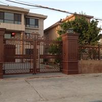 供应卫朗铝艺,铝合金门,豪华别墅庭院门