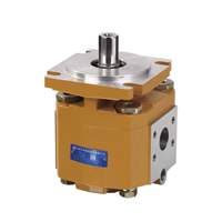 CBKP齿轮泵 长源液压 合肥齿轮油泵
