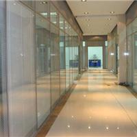 淄博办公室玻璃隔断,百叶隔断铝材批发厂家