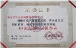 中国品牌500强企业
