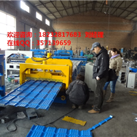 供应1250彩钢压瓦机 彩钢设备 彩钢瓦设备