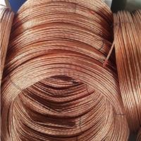 接地线/电铸铜绞线/铜覆钢绞线/铜包钢绞线